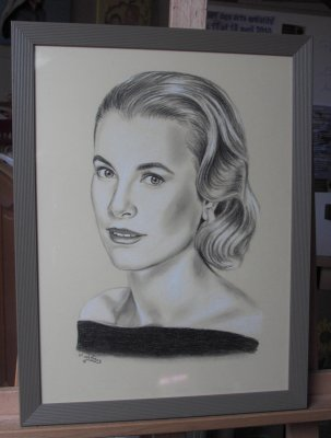 Grace Kelly  - Portraits -